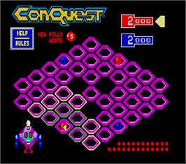 In game image of Megatouch IV on the Arcade.