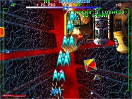 In game image of Night Raid on the Arcade.
