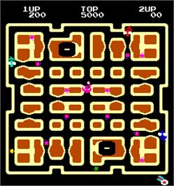 In game image of Oli-Boo-Chu on the Arcade.