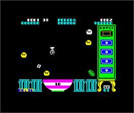 In game image of Povar / Sobrat' Buran / Agroprom on the Arcade.