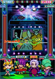In game image of Rock'n 3 on the Arcade.
