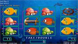 In game image of Sea World on the Arcade.
