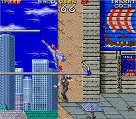Shadow Warriors Arcade Games Database