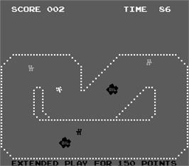 In game image of Sprint 1 on the Arcade.