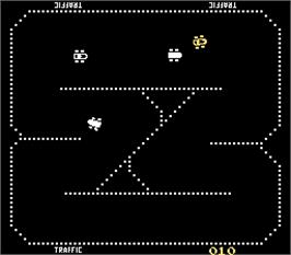 In game image of Sprint 4 on the Arcade.