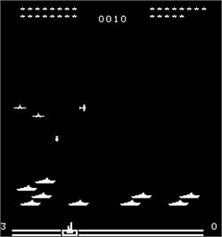 In game image of Tora Tora on the Arcade.