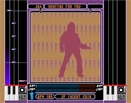 In game image of beatmania 5th MIX on the Arcade.