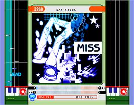 In game image of beatmania Club MIX on the Arcade.