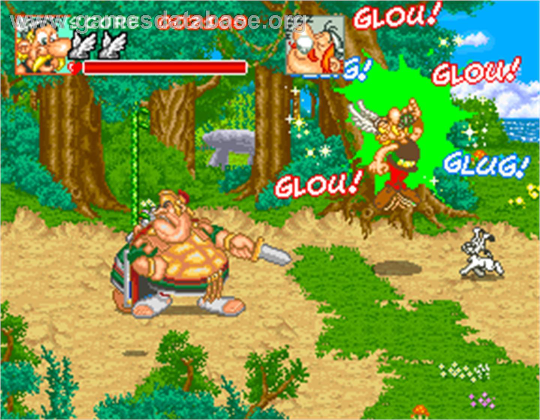 asterix und obelix game