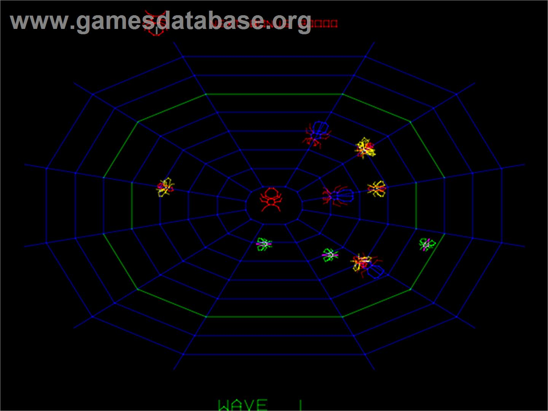 Black Widow Atari