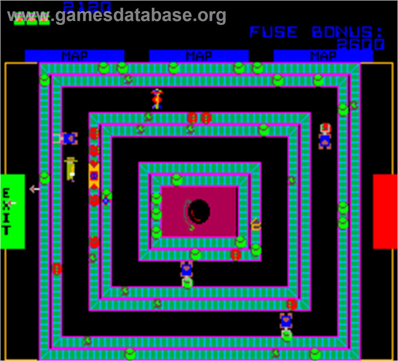 Cloak & Dagger - Arcade - Games Database