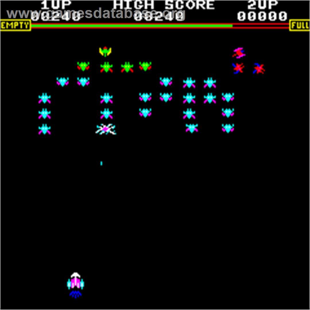 Galaxia Arcade Games Database