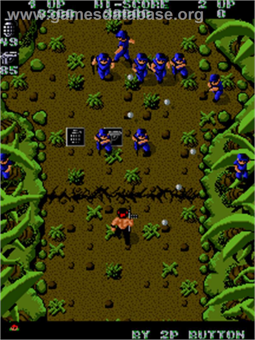 Ikari Warriors - Arcade - Games Database