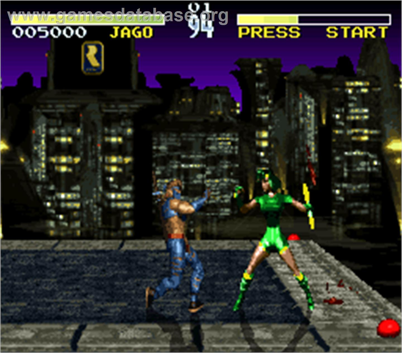 Killer Instinct - Arcade