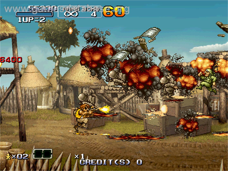 metal slug multiplayer online