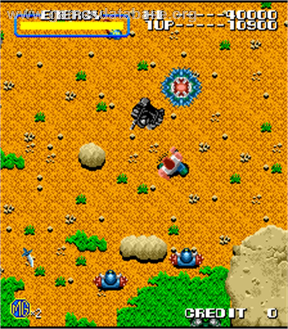 Mighty guy 2 game arcade
