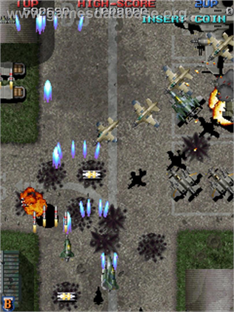 Raiden Fighters 2.1 - Arcade - Games Database
