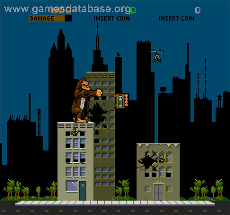 Rampage Arcade Games Database