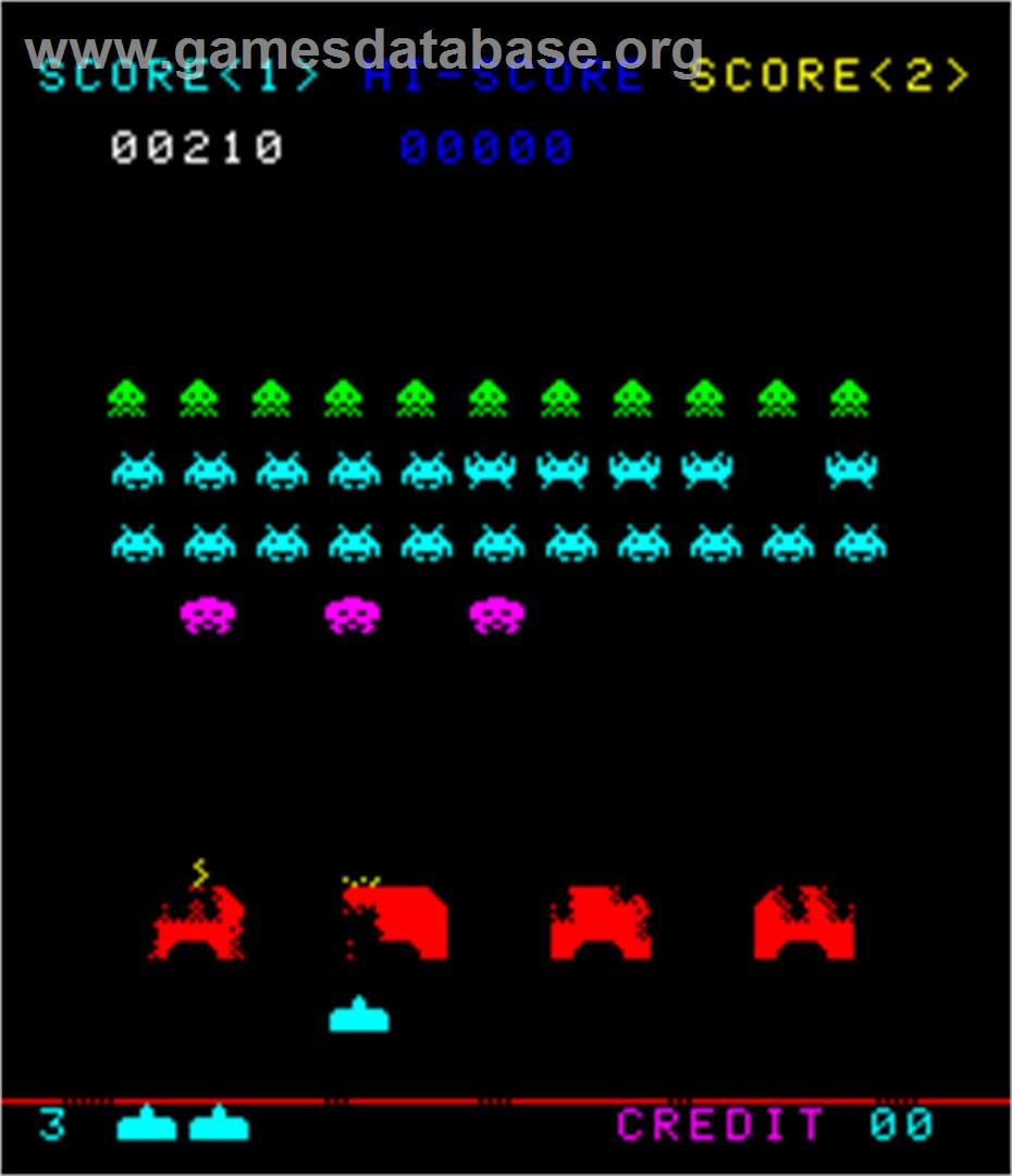 Space Invaders - Arcade