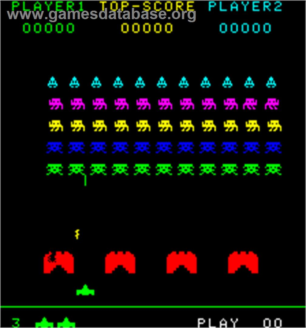 Space Stranger 2 Arcade Games Database