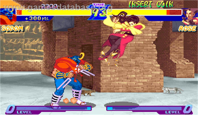 arcade street games