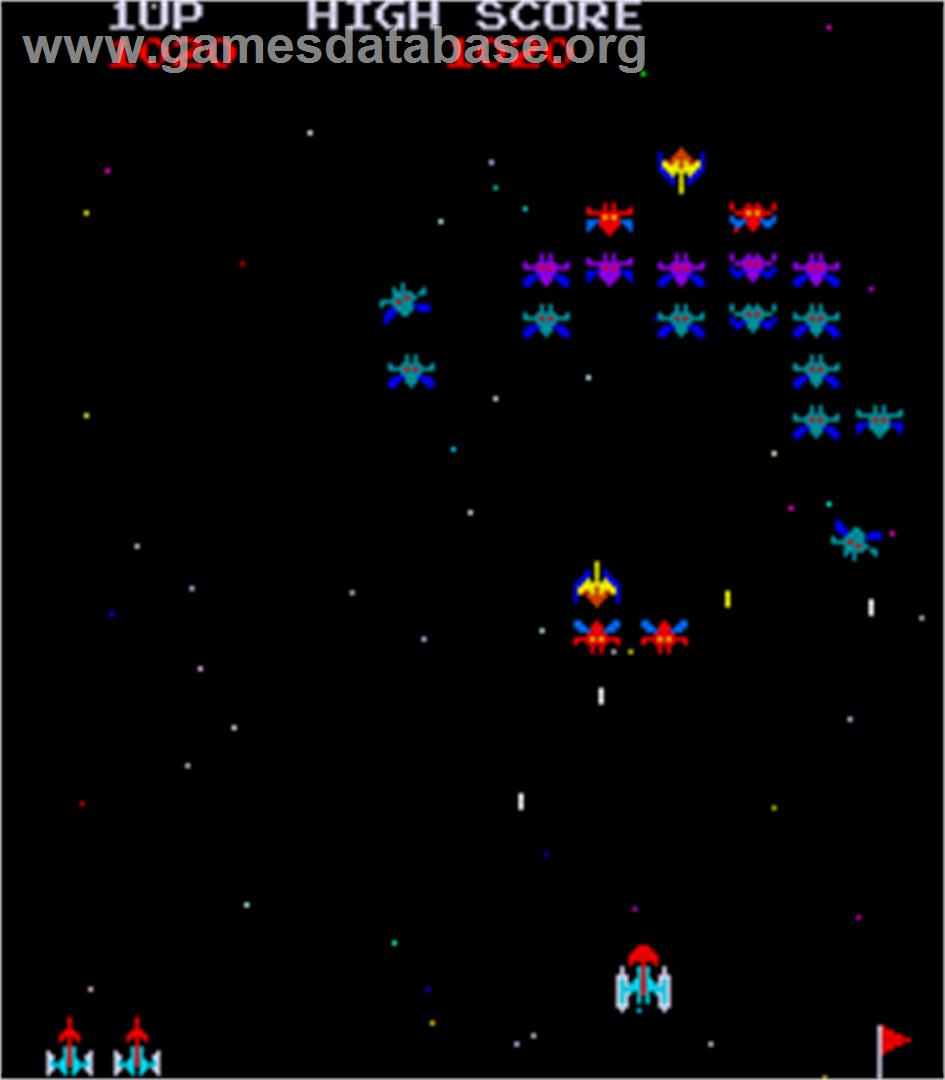 Super Galaxians - Arcade - Artwork - In Game