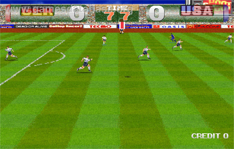 series tecmo world cup 90 tecmo world cup 94 tecmo world soccer 96