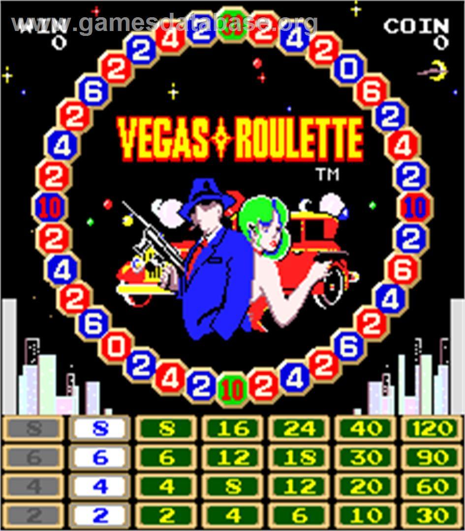 Roulette arcade free