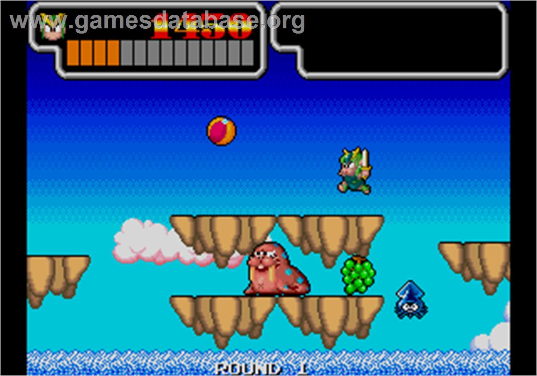 Wonder Boy Iii Monster Lair Arcade Games Database