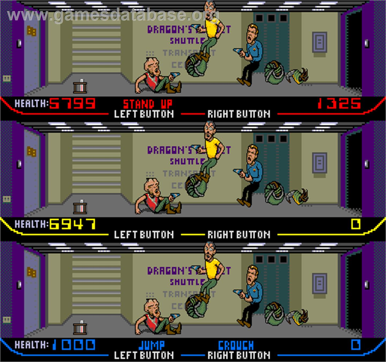 Xenophobe - Arcade - Games Database Xenophobe Game