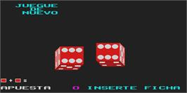 Title screen of Baby Dado on the Arcade.