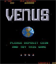 Venus - Arcade - Games Database