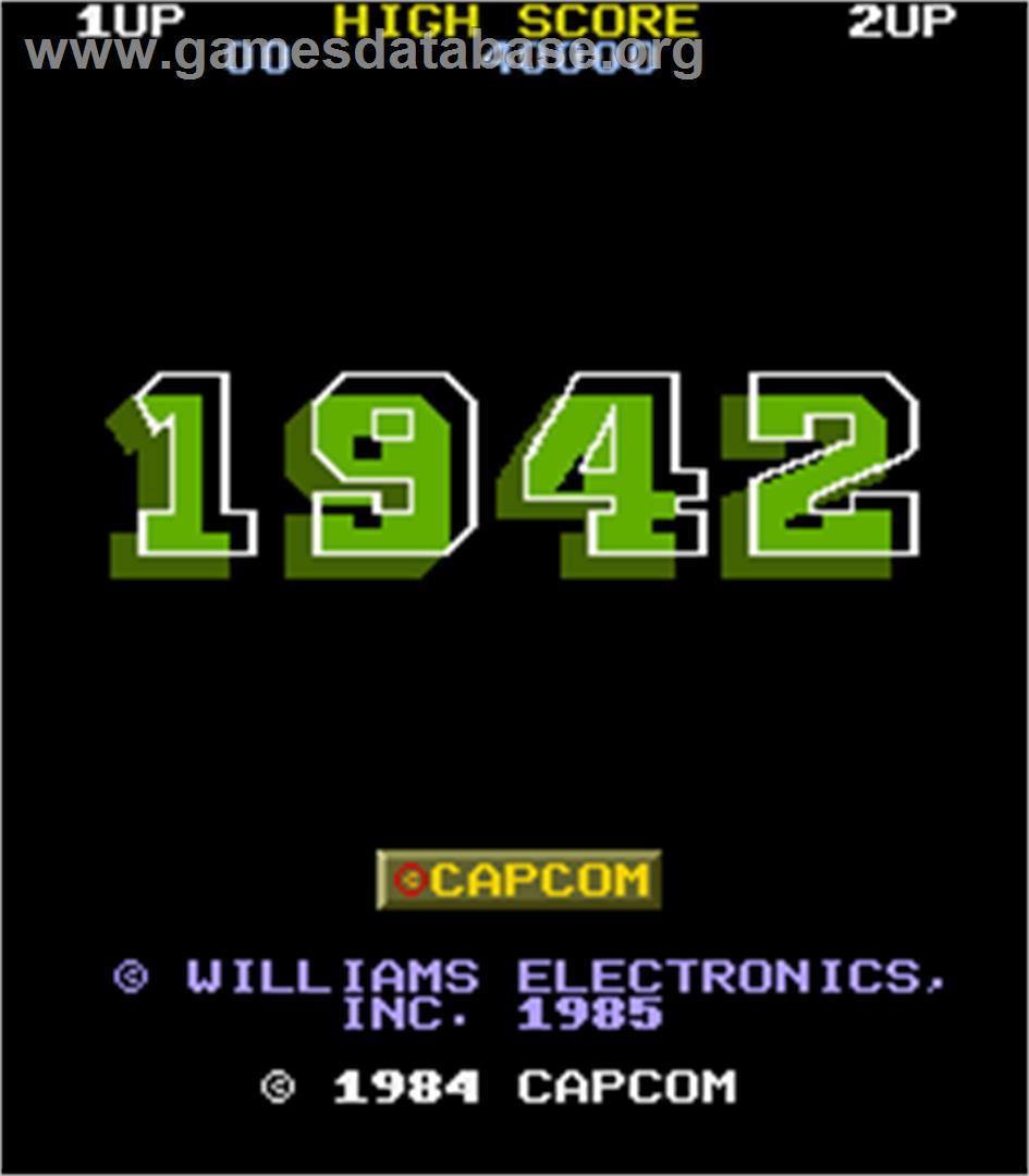 1942 - Arcade - Games Database