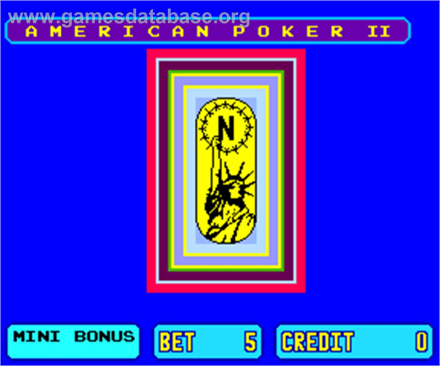 slots online for free american poker 2