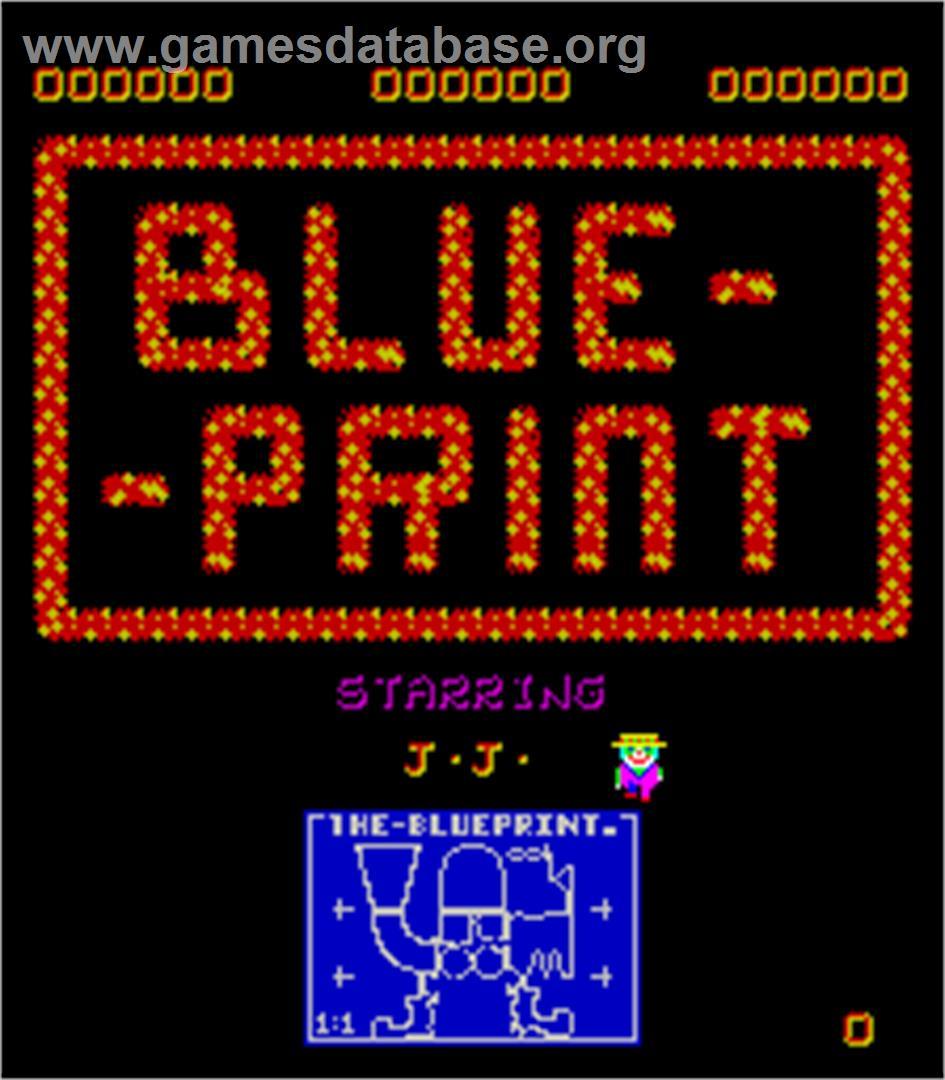 Blue Print Arcade Games Database