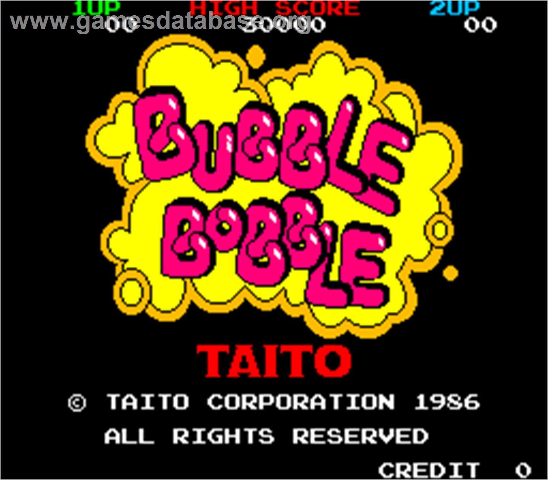 online bubble