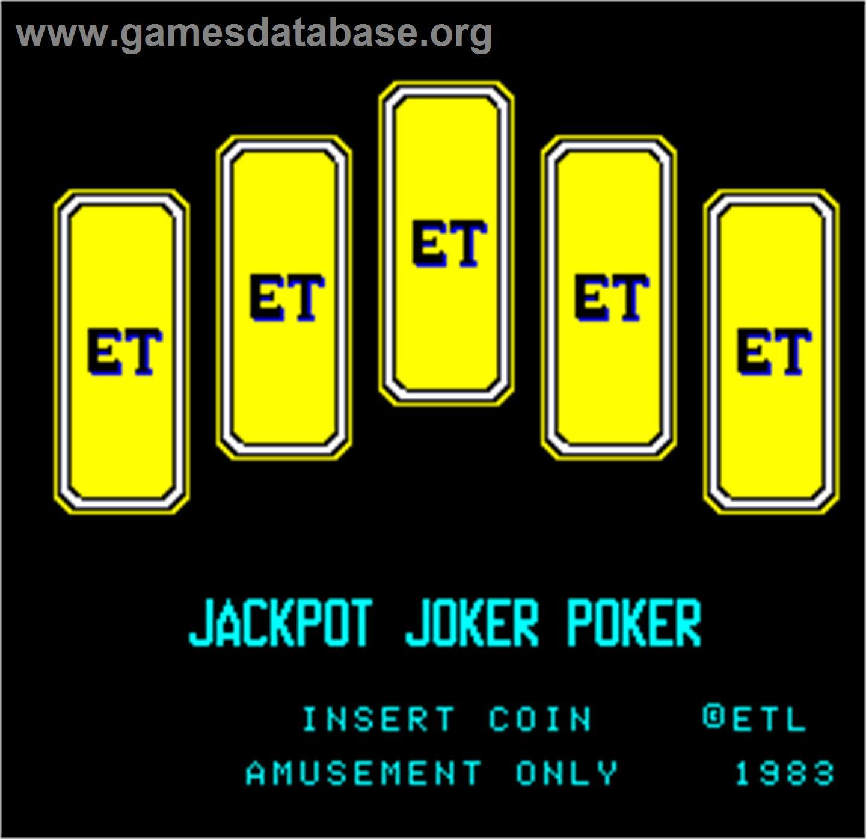 Jackpot Joker