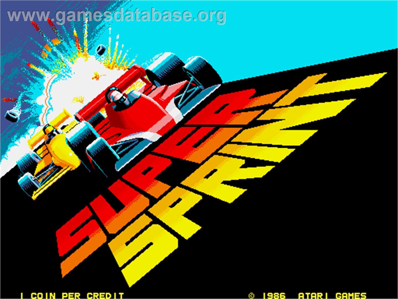 Sprinter game autos weblog