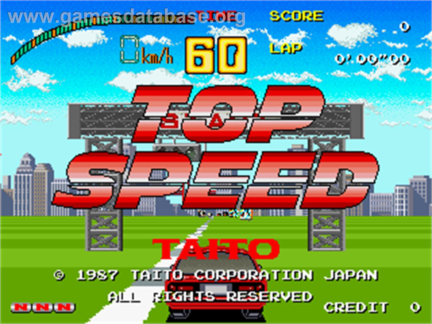 Top Speed 3D - Play Top Speed 3D on Crazy Games