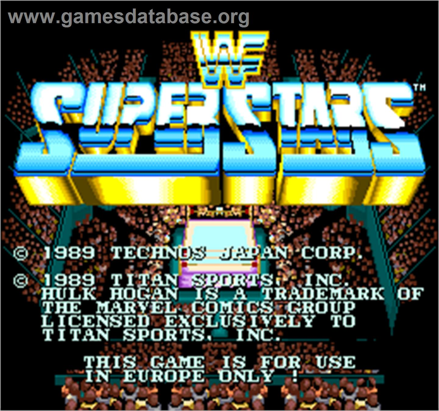 Category unknown mame wwfsstar controls commands n a game manual n a