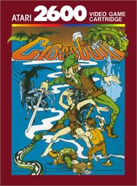 Box cover for Crossbow on the Atari 2600.