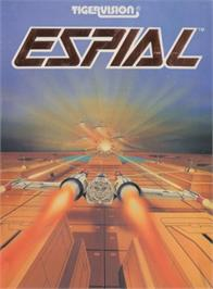 Box cover for Espial on the Atari 2600.