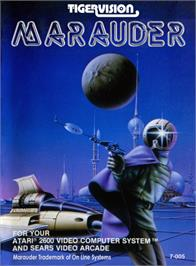Box cover for Master Builder on the Atari 2600.