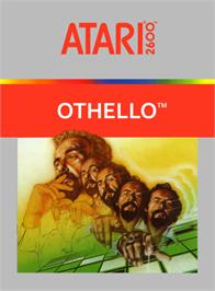 Box cover for Othello on the Atari 2600.