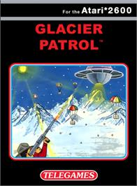 Box cover for Phaser Patrol on the Atari 2600.