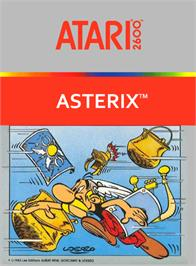 Box cover for Phoenix on the Atari 2600.