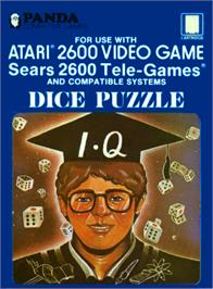 Box cover for Pick 'n Pile on the Atari 2600.