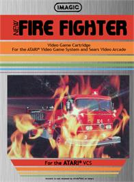 Box cover for Spider Fighter on the Atari 2600.