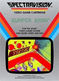Box cover for Super Breakout on the Atari 2600.