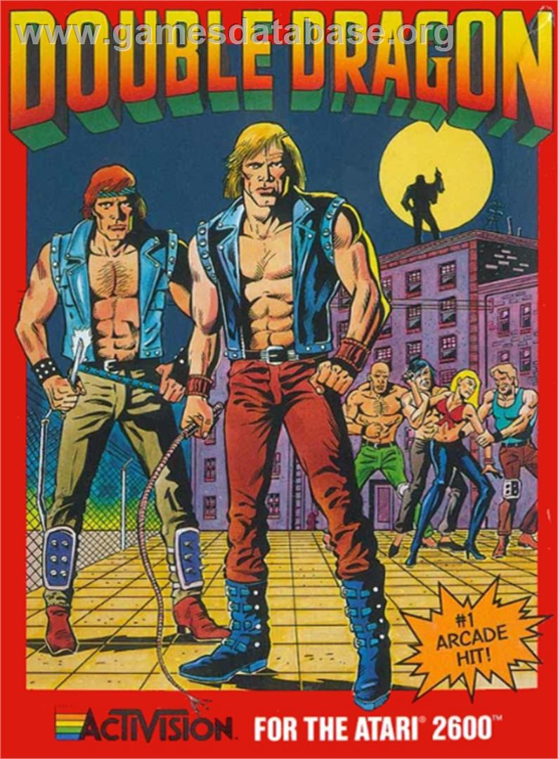 Double dragon 2 the revenge characters dating